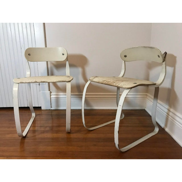Ironite Health Chairs by Herman Sperlich - A Pair For Sale - Image 9 of 9