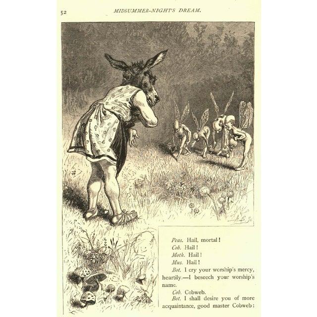 Midsummer Night's Dream, 1874 - Image 2 of 3