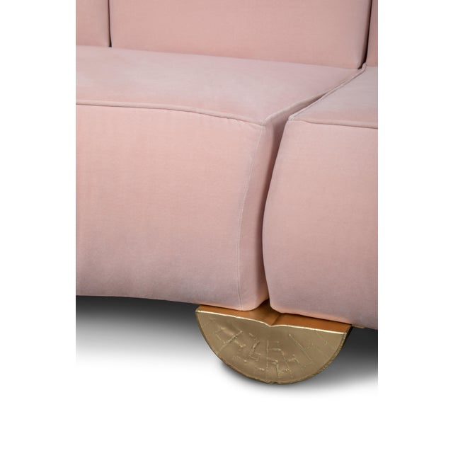 Not Yet Made - Made To Order Covet Paris Fitzroy Sofa For Sale - Image 5 of 10