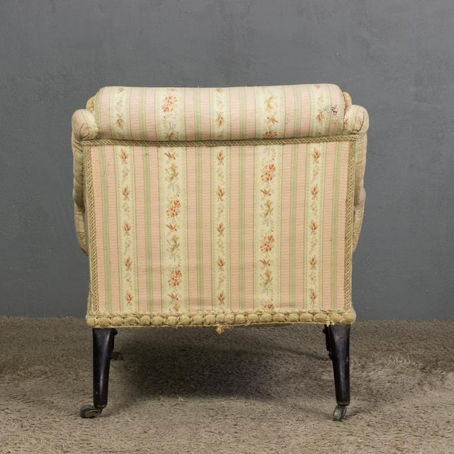 French 19th Century Armchair For Sale In New York - Image 6 of 11