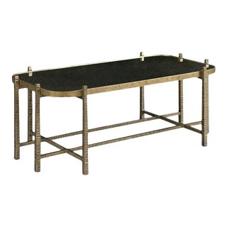 Woodbridge Angelina Rectangular Cocktail Table For Sale