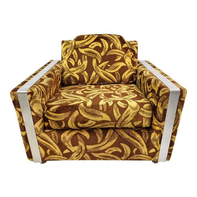 Andy Warhol Inspired Banana Lounge Chair - Image 1 of 7