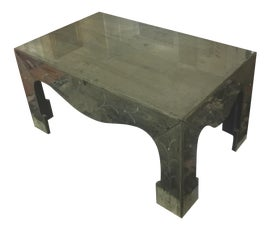Image of Newly Made Distressed Coffee Tables