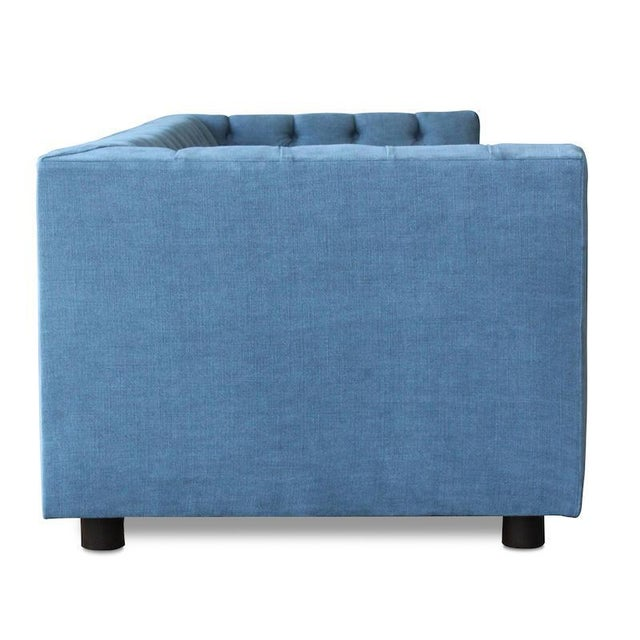 Hollywood at Home Wormley Sofa For Sale - Image 4 of 7