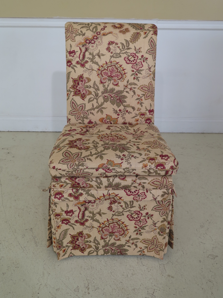 This Is A Pair Of Tufted Upholstered Host U0026 Hostess Chairs. The Pieces Are  About