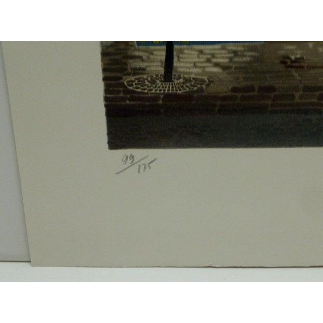 """Le Coindre """"Les Deus Foureles"""" Limited Edition Print For Sale - Image 4 of 5"""