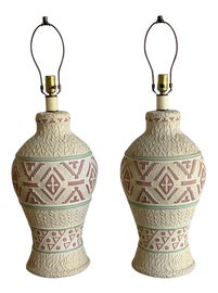 Image of Navajo Table Lamps