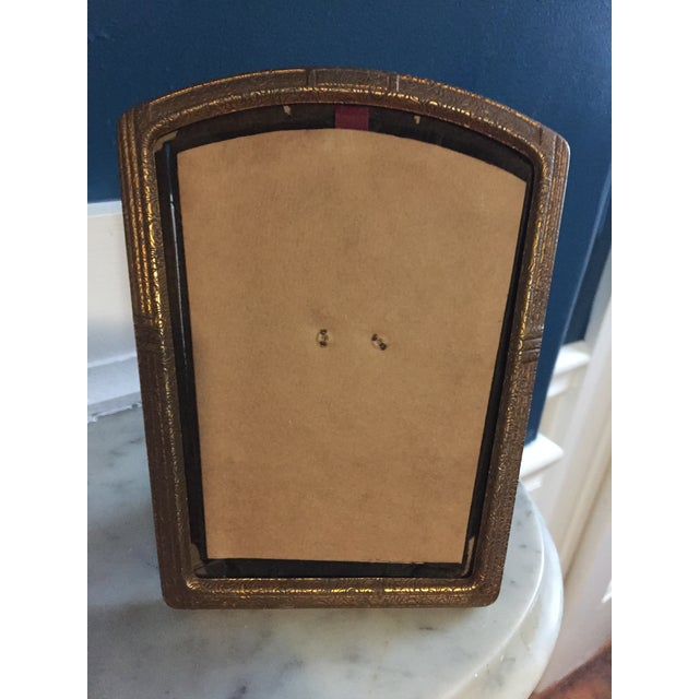 Original Art Deco Picture Frame - Image 2 of 4