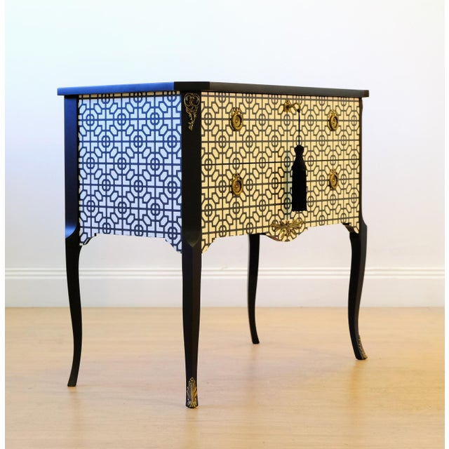 Art Deco Commode For Sale - Image 9 of 12