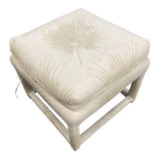 Century Furniture Beach Ottoman For Sale