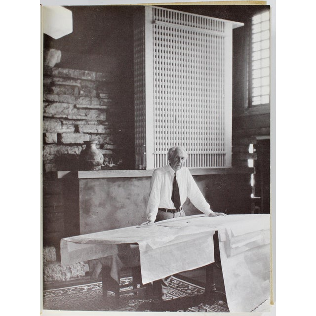 Modern Frank Lloyd Wright: A Testament, First Edition For Sale - Image 3 of 13