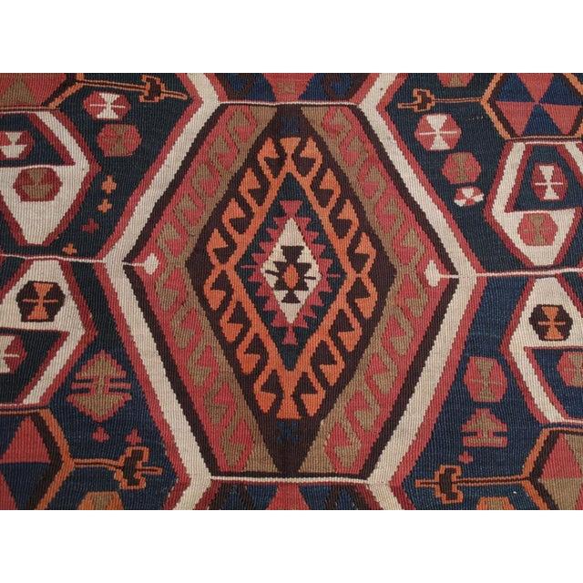 Antique Kagizman Kilim For Sale In New York - Image 6 of 6