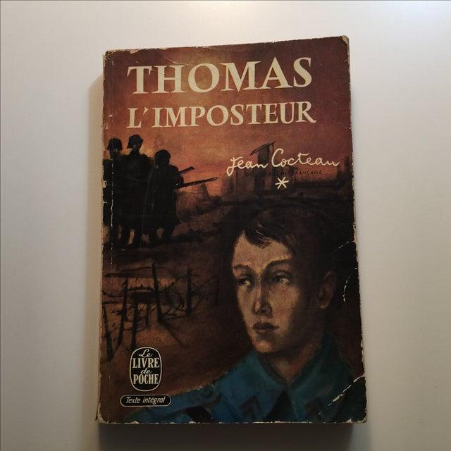 Thomas l'Imposteur Jean Cocteau 1923 Book - Image 2 of 7