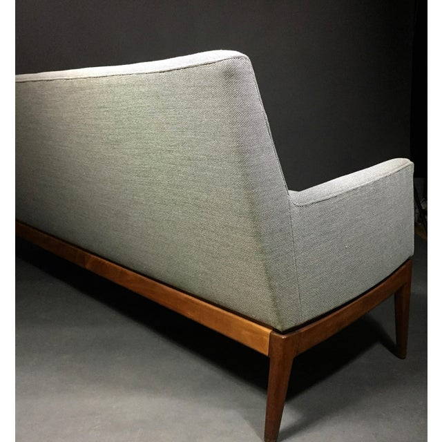 Jen Risom 1950s American Modern 3-Seat Sofa For Sale In New York - Image 6 of 10