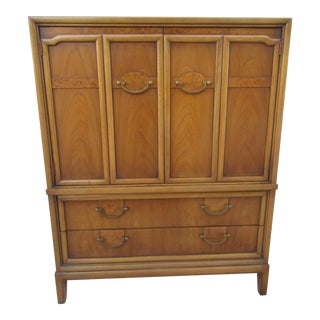 Drexel Eastrend Gentleman's Chest or Tallboy Dresser