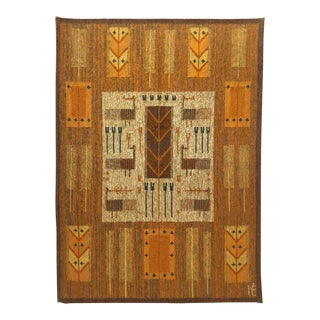 Eva Nemeth 1960s Wall Hung Tapestry For Sale