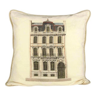 Hotel Prive Pillow For Sale