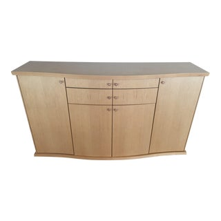 Skovby Maple Dining Room Sideboard