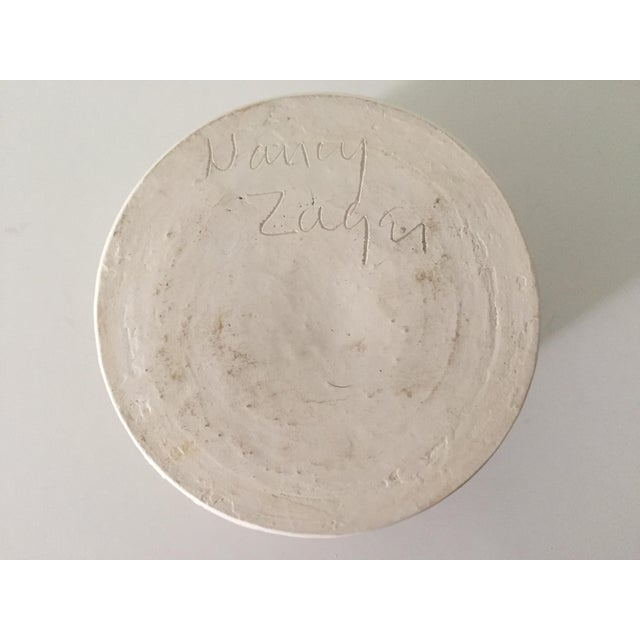 1970s 1970s Vintage Nancy Zager Leaf Bowl For Sale - Image 5 of 6