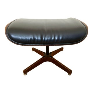 Mid Century George Mulhauser Plycraft Mr. Chair Ottoman For Sale