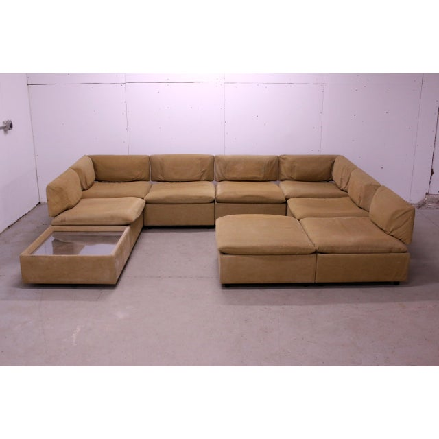 1970s Adrian Pearsall Modular Sectional Sofa for Craft Associates For Sale - Image 13 of 13