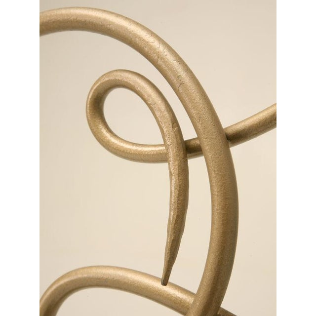 Fire Screen in the Style of Rene Drouet For Sale - Image 9 of 9