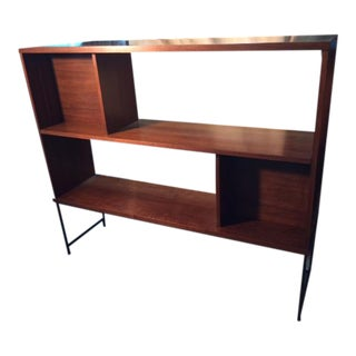 Mid-Century Room Divider / Bookcase