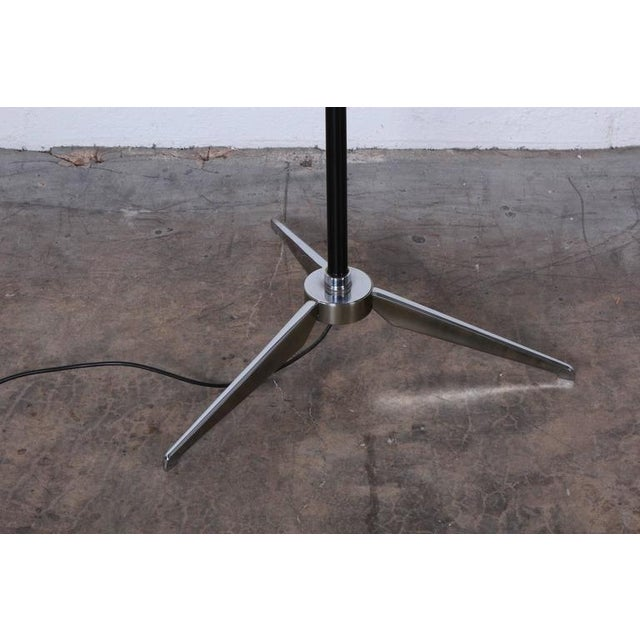 Articulating Floor Lamp by Arteluce For Sale - Image 9 of 10