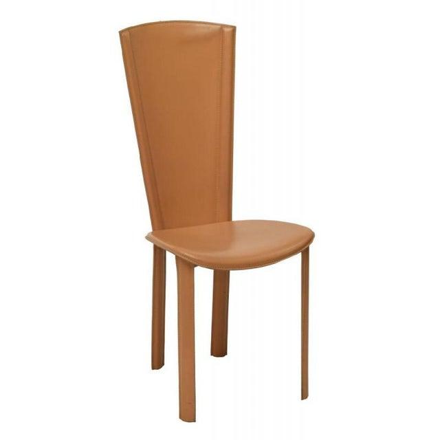 Italian Mid-Century Dining Chairs - Set of 6 - Image 2 of 4