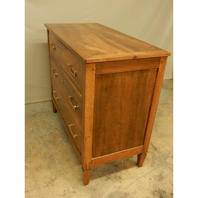 Traditional Early 19th Century French Commode For Sale - Image 3 of 10