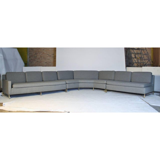 Paul McCobb Three-Piece Sectional Sofa for Directional - Image 2 of 8