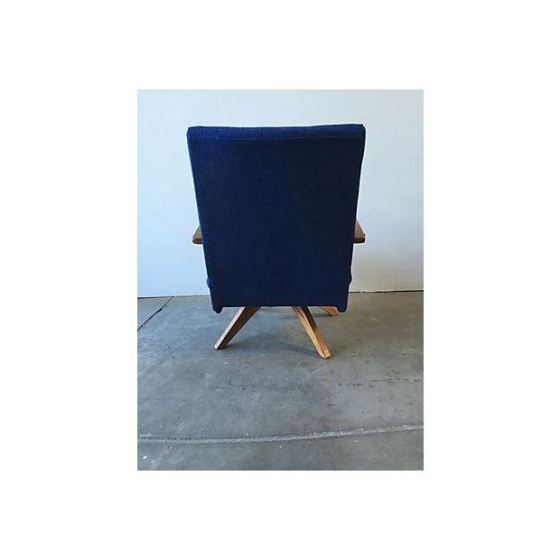 Mid-Century Rocker Swivel Chair - Image 5 of 8
