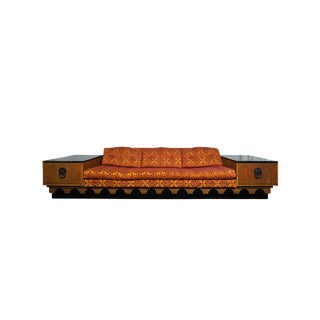 """Mid Century Adrian Pearsall """"Strictly Spanish"""" Sofa and End Tables For Sale"""