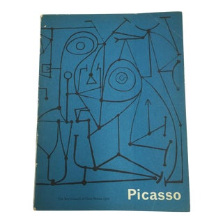 "1960 ""Picasso"" Arts Council of Great Britain"
