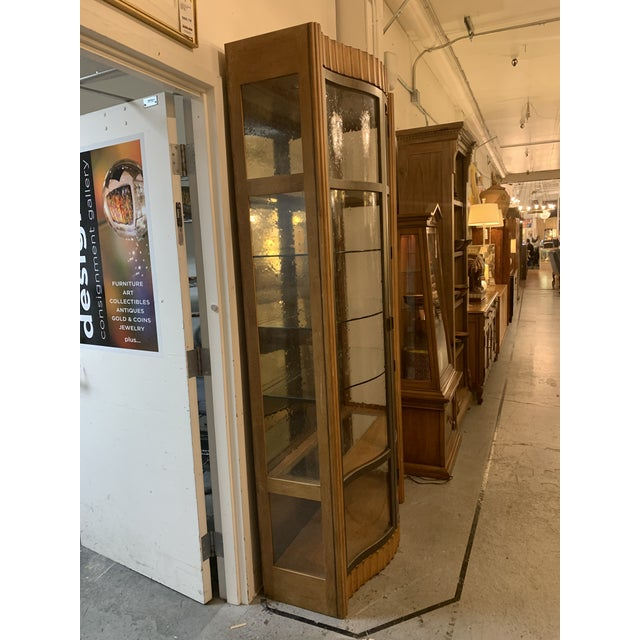 2010s Century Furniture Bunching Display Cabinet For Sale - Image 5 of 10