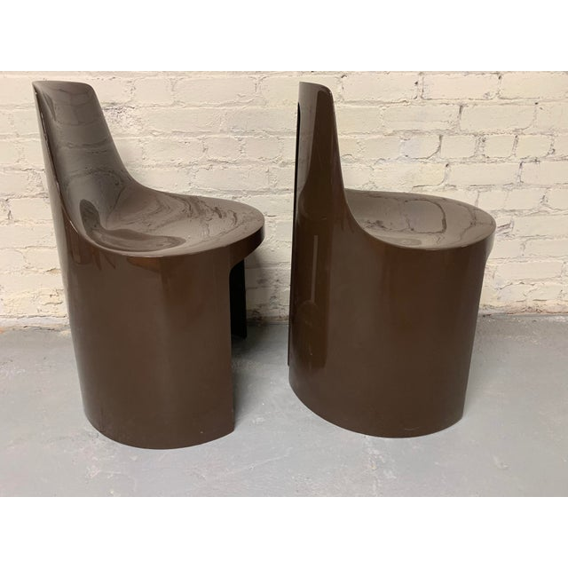 Mid-Century Modern Mid-Century Overman Ab Tango Chairs - a Pair For Sale - Image 3 of 7