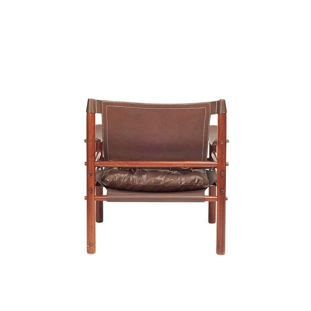 Arne Norell Safari Chairs - A Pair - Image 8 of 8
