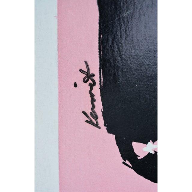 """Kermit Adler Vintage """"Four on a Garden"""" Poster - Image 3 of 6"""