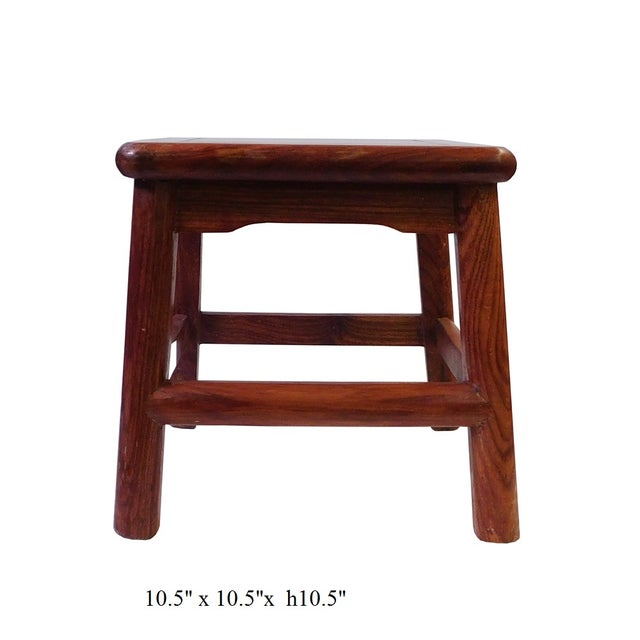 Chinese Mini Stool or Table Stand - Image 6 of 6