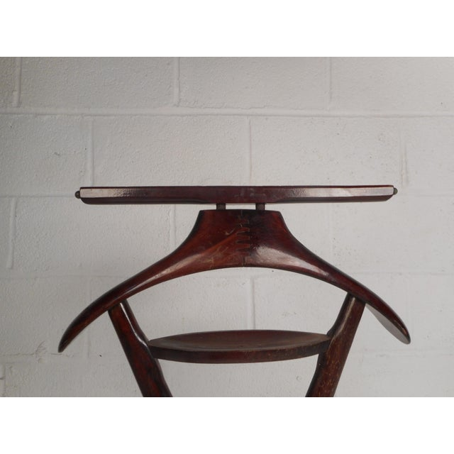 Mid-Century Modern Valet by Ico Parisi for Fratelli Reguitti For Sale In New York - Image 6 of 13