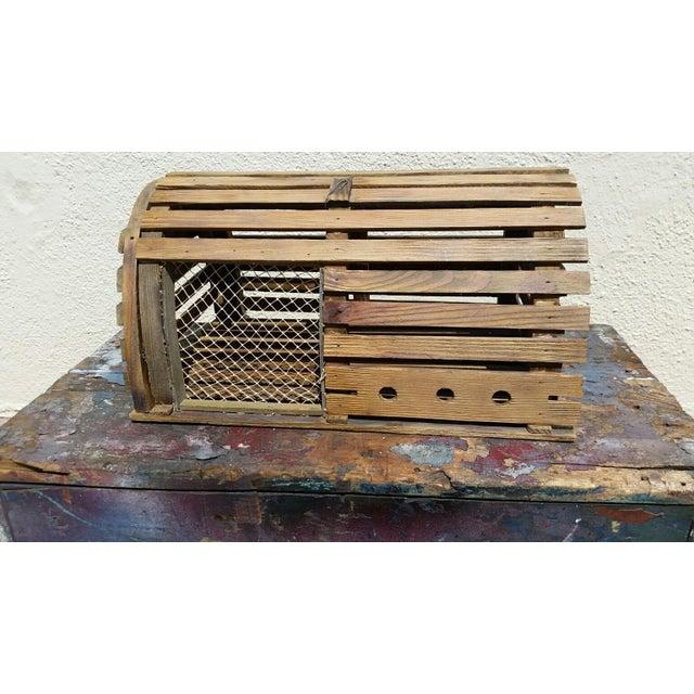 Vintage Pigeon Cage - Image 2 of 5