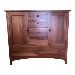 Shaker Ethan Allen New Cherry Sideboard/Dresser For Sale