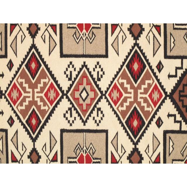"Navajo Decorative Hand-Woven Rug - 8'4"" X 9'10"" - Image 2 of 3"