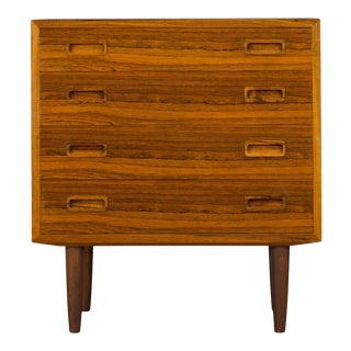 Chest of Drawers by Carlo Jensen for Hundevad & Co., 1960s For Sale