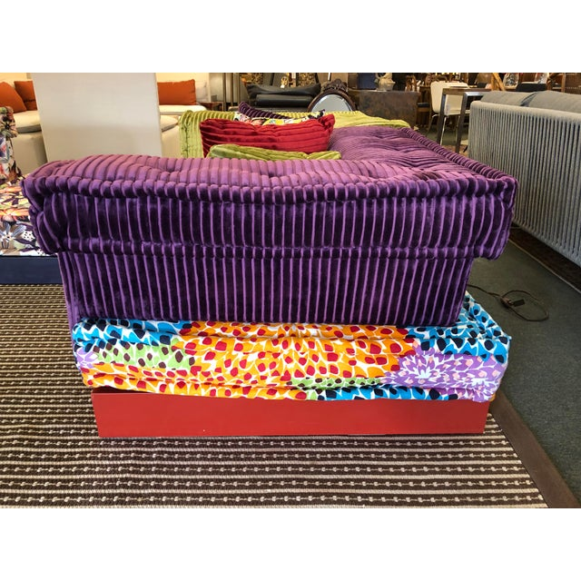 Missoni Mah Jong Sectional by Roche Bobois For Sale - Image 10 of 13