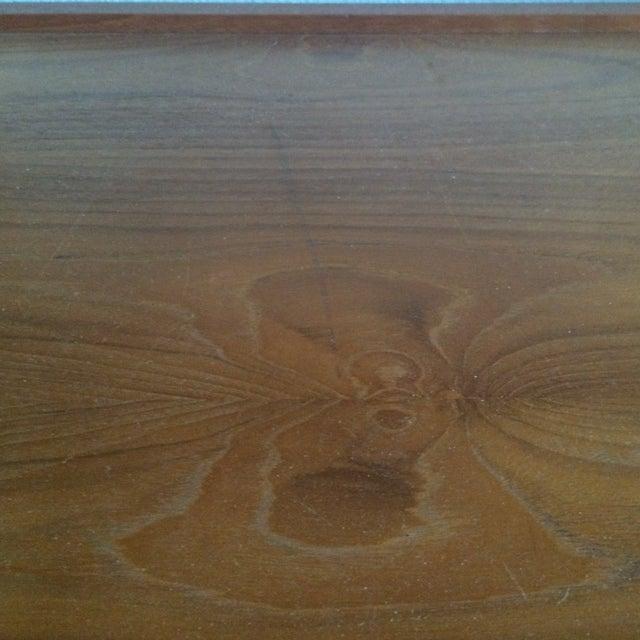 BRDR Furbo Danish Modern Teak Table - Image 6 of 9