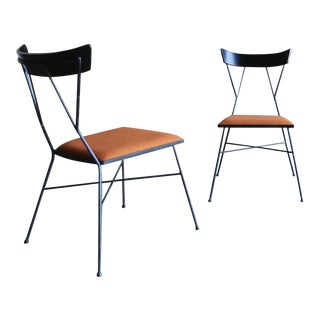Mid-Century Modern Paul McCobb Group 76 for Arbuck Side Chairs For Sale