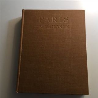 Paris by Moma Clarke 1929 London Pictorial Guide Preview