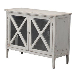 Sarried Ltd. Reclaimed Pine White Cabinet