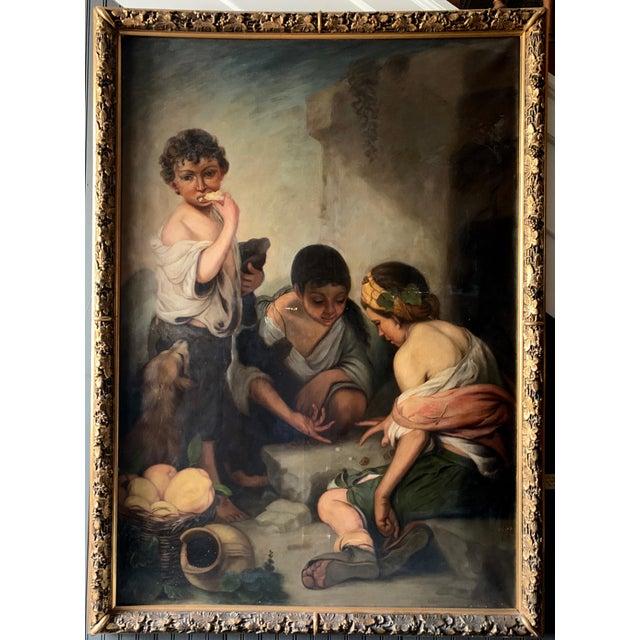 19th Century Copy After Bartolomé Esteban Murillo For Sale - Image 13 of 13